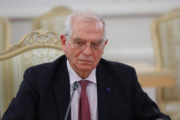 Ответные санкции России возмутили Еврокомиссара Борреля