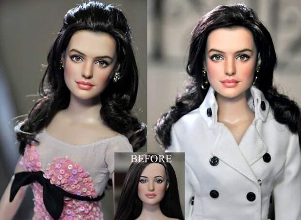 Куклы и снова куклы
