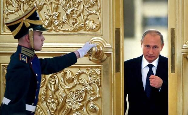 Путин разъяснит  пенсионную реформу