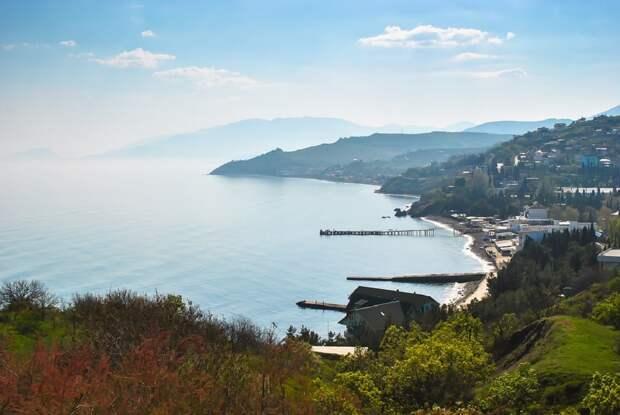 В Крыму планируют создать новый город для курортников