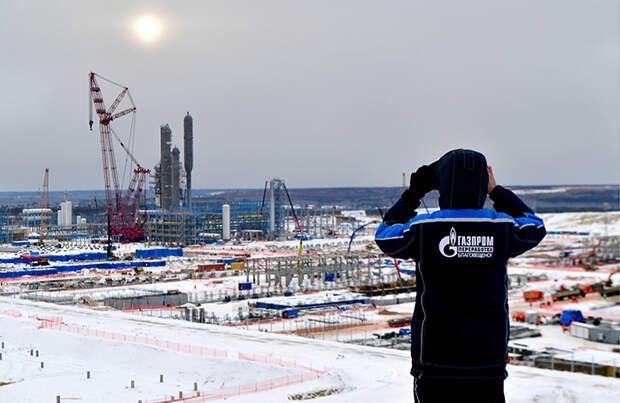 Вахтовики Амурского ГПЗ устроили погром из-за невыплаты зарплат