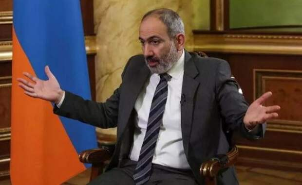 «Цветная катастрофа» Армении: «Нучто, Пашинян, помогли тебе твои ляхи?»