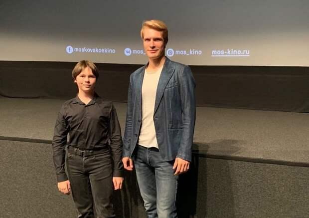 В Москве показали фильм 15-летнего режиссера о Екатерине II