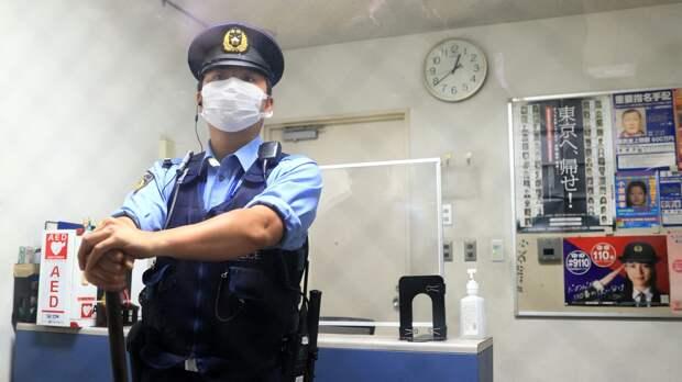 Легкоатлетка Тимановская продолжает находиться в токийском отделении полиции