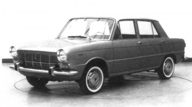 К своему переднеприводному будущему 124-й максимально близко подошел на прототипе FIAT 123E4. Да-да, 'копейка' 'жигулей' могла выглядеть именно так… fiat, fiat 124, авто, автоистория, автомобили, ваз, ваз 2101, жигули