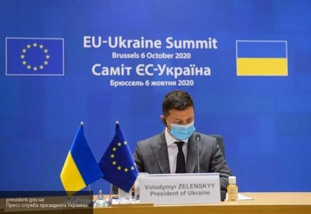 Нардеп Рады обвинил Зеленского в сдаче страны в интересах ЕС и НАТО