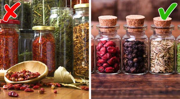 8 продуктов, которые мы напрасно запасаем впрок