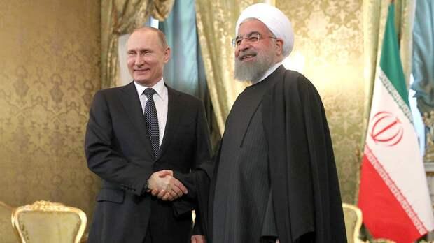 В Пентагоне напуганы: РФ и Иран могут заключить крупную сделку