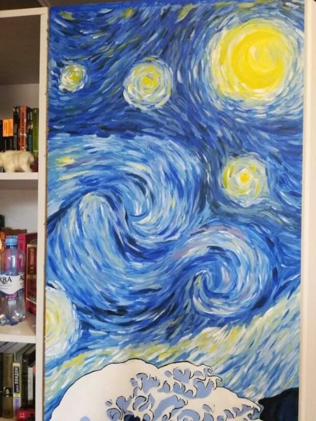 Ван Гог в шкафу