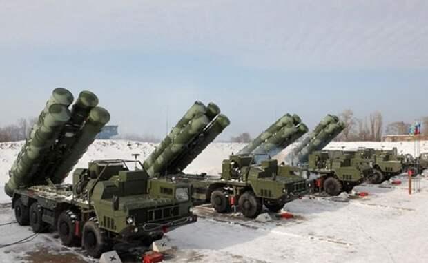 Турция: США отказываются вести снами переговоры, ноотС-400 неоткажемся