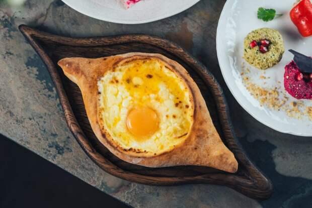 Новый грузинский ресторан Мзиури