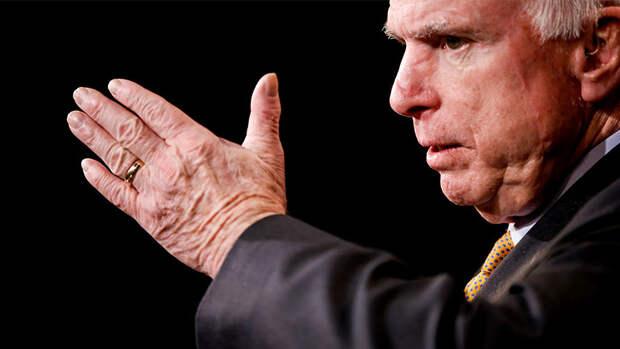 «Маккейн» вторгся в Китай
