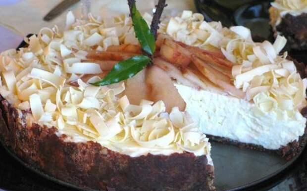 Торт «День и ночь» без выпечки