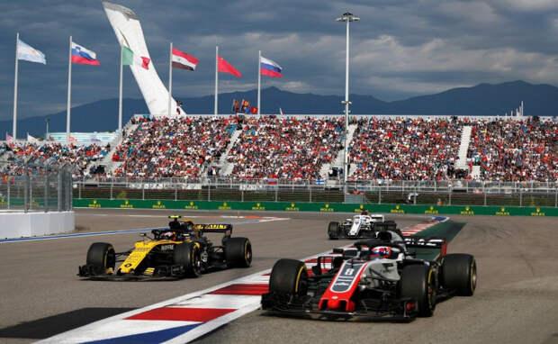 Сочи полностью готов к «Формуле-1»