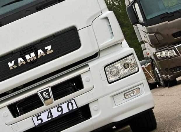 КАМАЗ создаст беспилотный грузовик за 12 млрд рублей