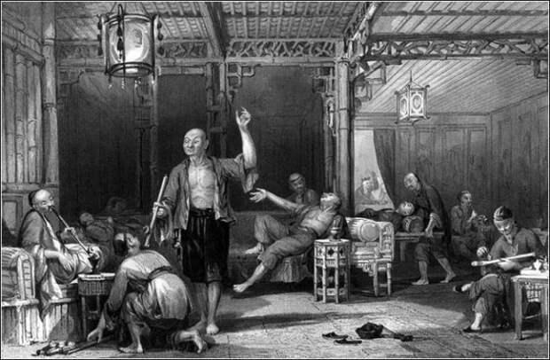 Первая Опиумная война: как британцы посадили на опиум целый Китай
