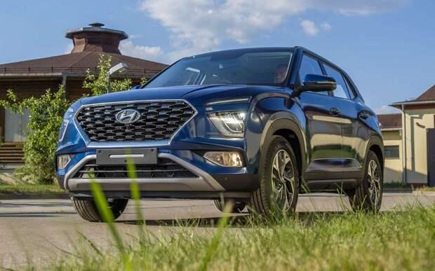 Hyundai Creta подорожала и получила новую версию