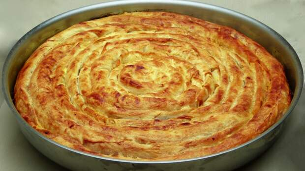 Кулема: мясной пирог, который обожают мужчины