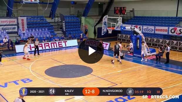 Kalev vs Nizhny Novgorod Highlights April, 21 | Season 2020-21