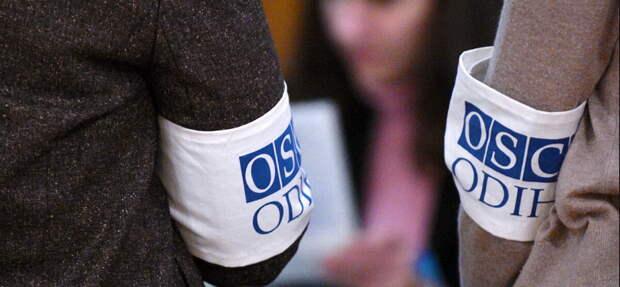 Двойные стандарты ОБСЕ. Россия отказалась играть по чужим правилам
