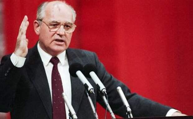 Горбачев: Свой среди чужих, чужой среди своих