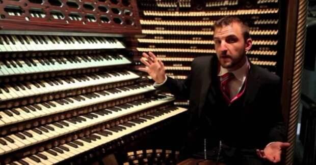 10 удивительных фактов об органе — самом древнем и большом музыкальном инструменте