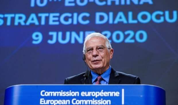 Верховный представитель Евросоюза как конструктор ветряных мельниц