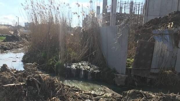 Минприроды Крыма информирует о выявлении фактов несанкционированных сбросов канализационных стоков в водные объекты