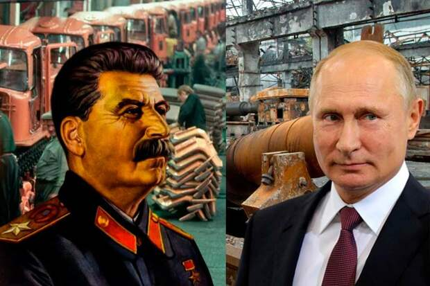 Коммунисты хотят вернуться и навести порядок. Власть затаилась.