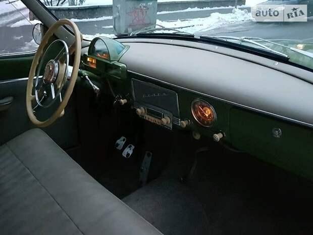 Элегантный кабриолет на базе ГАЗ-21 «Волга» авто, автомир, автомобили, волга, газ-21, кабриолет, кастомайзинг, ретро авто