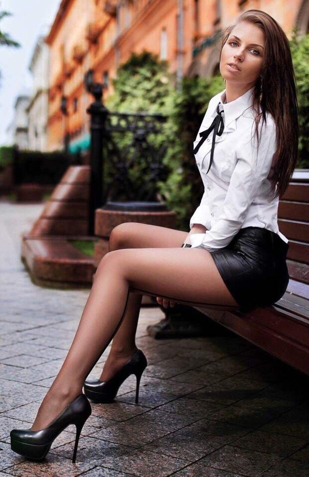 Мини-юбки, притягивающие взгляд - ЯПлакалъ