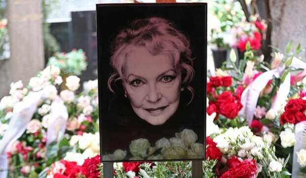 Не Скобцева: настоящая фамилия актрисы вскрылась только во время похорон