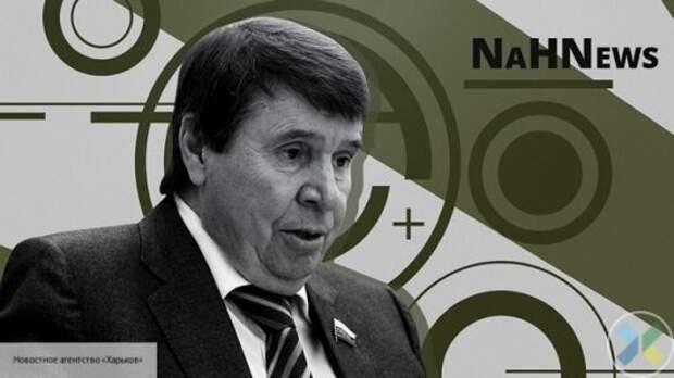 Политтехнолог Голобуцкий ответил Цекову на массовую раздачу паспортов Росси украинцам