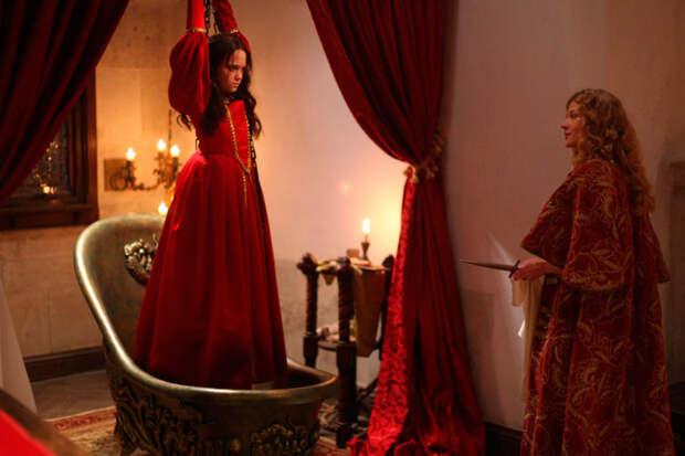 «Кровавая леди Батори». Эржебет: секреты здоровья и красоты