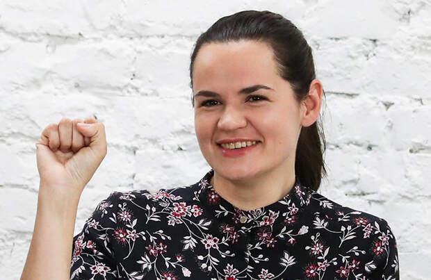 Тихановская заявила о своей победе