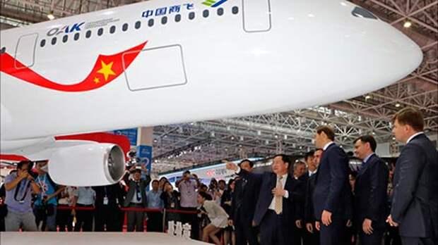 Убийца «Боинга»: РФ и Китай создадут лучший в мире широкофюзеляжник