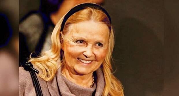 Покинутая жена Табакова: как выглядит и как живёт в свой 81 год актриса Людмила Крылова...