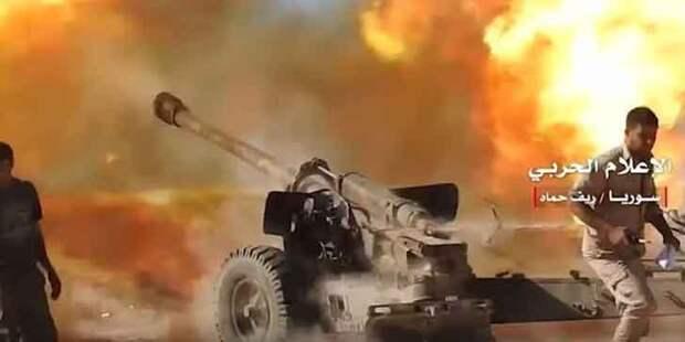 Сводка боевых действий в Сирии 01 10 2020