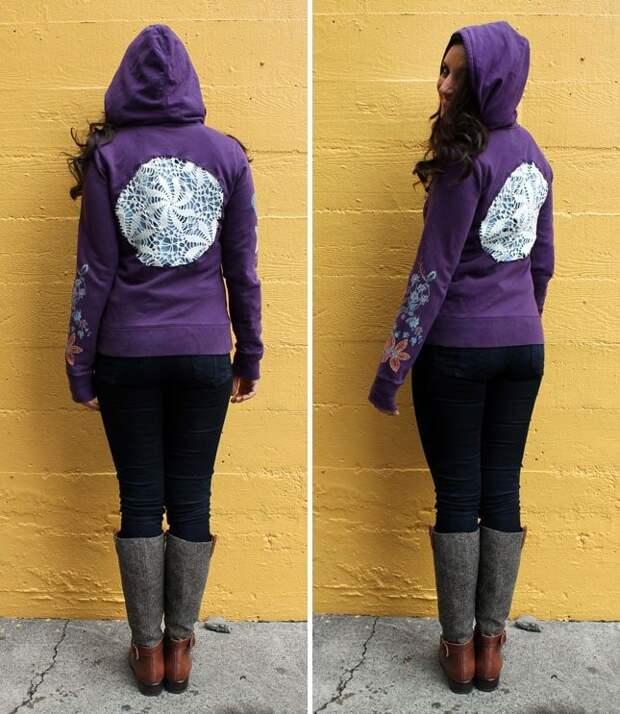 Сила кружева: стильное преображение обычных нарядов