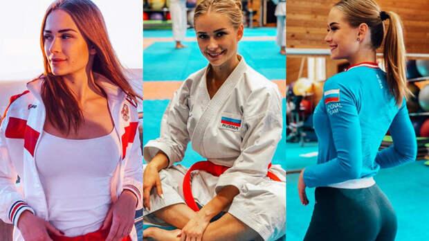 Самая красивая каратистка России