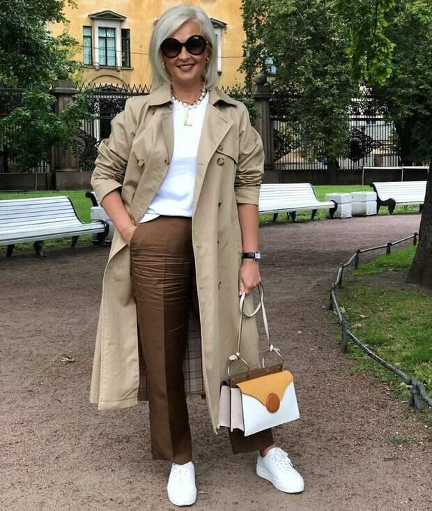 Современный гардероб стильной женщины 45+. Каким он должен быть