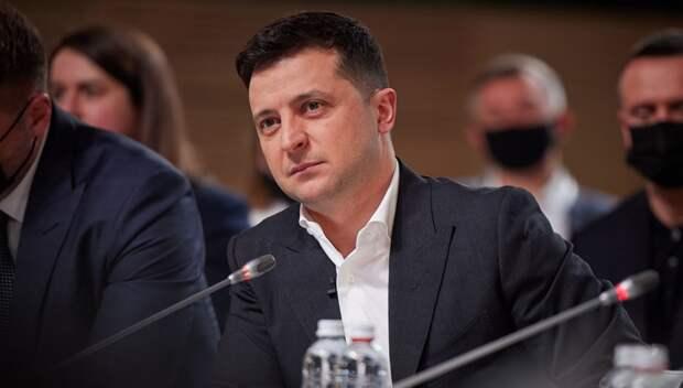 Зеленский обратился к Путину и Макрону после гибели военных в Донбассе