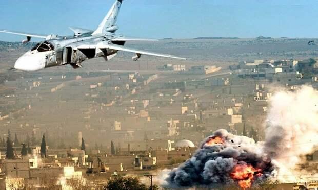 В Минобороны РФ сообщили об уничтожении около 200 боевиков в Сирии