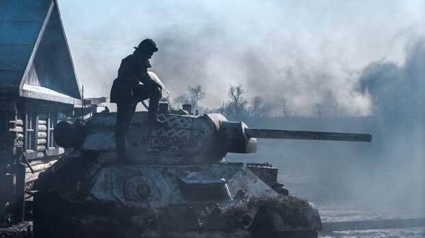 Украина молит запретить показ российского фильма «Т-34» в США