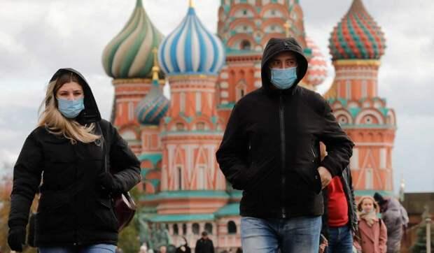 Сделано заявление об активизации эпидемического процесса в России