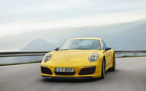 Чем меньше, тем лучше: Porsche представила 911 Carrera для пуристов