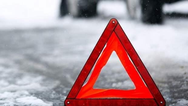 Водитель погиб при лобовом столкновении с «КамАЗом» под Нижним Новгородом