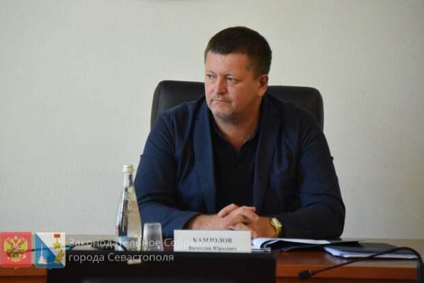 Депутата заксобрания Севастополя Камзолова обвинили в домогательствах