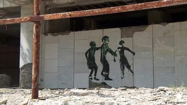 Deutsche Welle: в Чернобыле бойцы нацгвардии учатся убивать мирных жителей Донбасса