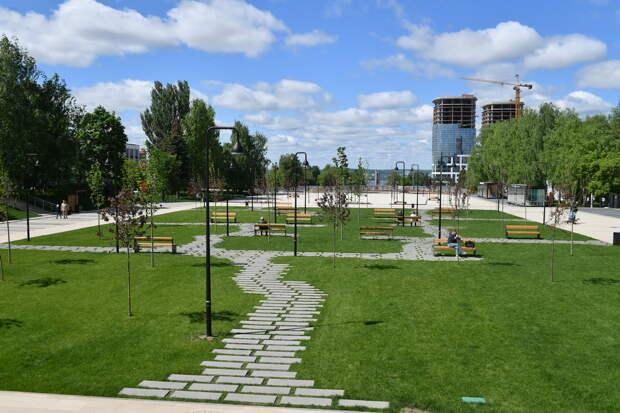 Проекты благоустройства из Удмуртии вошли в ТОП лучших в России